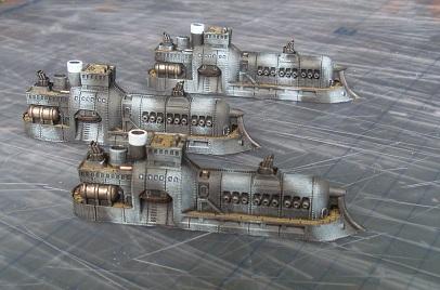 Croiseurs