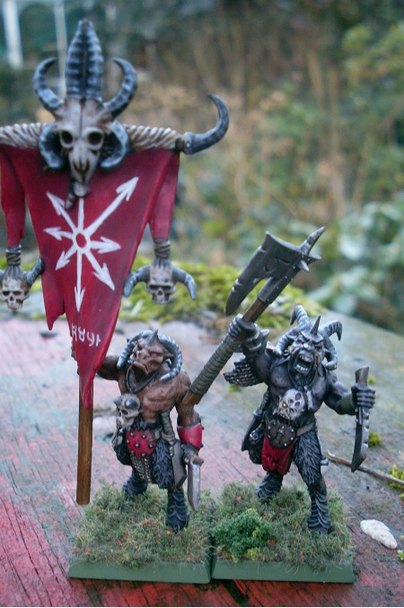 Le choix des armes : première partie dans Warhammer hb